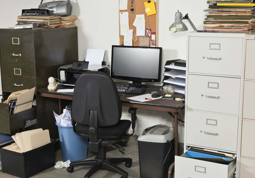 Romford office clearance